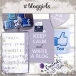 #bloggirls